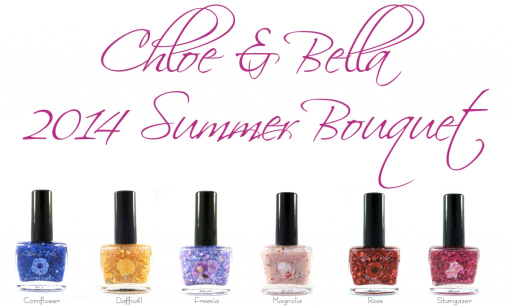 chloe&bella|alliesblog|nailpolish|july 7 2014