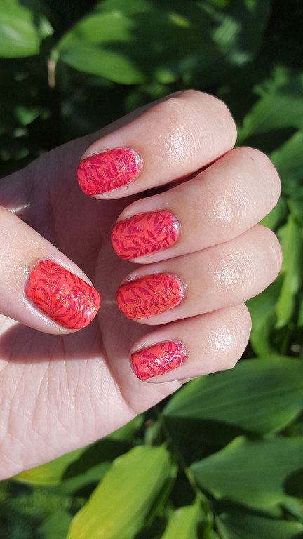 31 day challenge delicate nails | stamping nails | bornprettystore