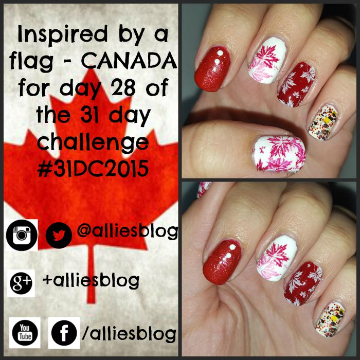 inspired by a flag day 28 of the 31 day challenge | #31DC2015